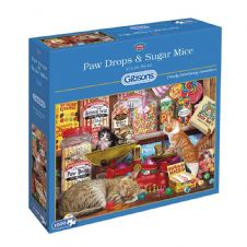 Paw Drops and Sugar Mice - 1000 piece jigsaw puzzle